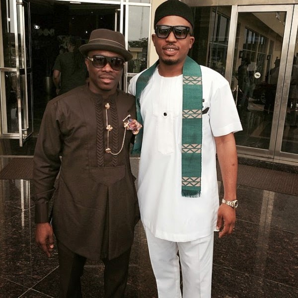Naeto C and Julius Agwu